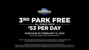 Universal Orlando Resort TV Spot, 'Come Join Us: Third Park Free' - Thumbnail 10