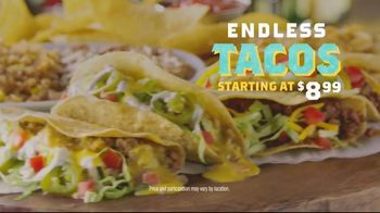 On The Border Mexican Grill and Cantina Endless Tacos TV Spot, 'Bold, Crunchy and Cheesy' - Thumbnail 10