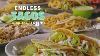 On The Border Mexican Grill and Cantina Endless Tacos TV Spot, 'Bold, Crunchy and Cheesy' - Thumbnail 3