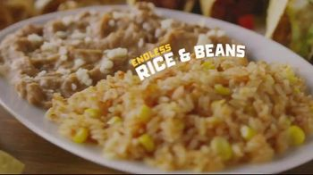 On The Border Mexican Grill and Cantina Endless Tacos TV Spot, 'Bold, Crunchy and Cheesy' - Thumbnail 7