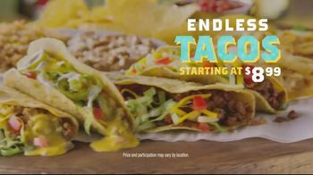 On The Border Mexican Grill and Cantina Endless Tacos TV Spot, 'Bold, Crunchy and Cheesy' - Thumbnail 9