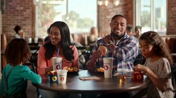 Zaxby's Caribbean Jerk Chicken TV Spot, 'Island Vacation'
