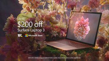 Microsoft Surface Laptop 3 TV Spot, 'Drawn to Creativity' Song by Minnie Riperton - Thumbnail 8
