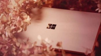 Microsoft Surface Laptop 3 TV Spot, 'Drawn to Creativity' Song by Minnie Riperton - Thumbnail 6