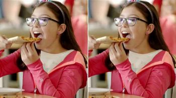Peter Piper Pizza Double Up 2020 Deal TV Spot, 'Doubly Delicious' - Thumbnail 5