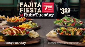 Ruby Tuesday Fajita Fiesta TV Spot, 'Feel Like a Fiesta' - Thumbnail 7
