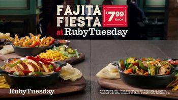 Ruby Tuesday Fajita Fiesta TV Spot, 'Feel Like a Fiesta' - Thumbnail 5