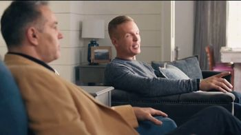 Lowe's TV Spot, 'Rod Pod: Kobalt Tool Set' Ft. Kurt Warner, Rodney Harrison, Chris Simms - Thumbnail 4