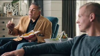 Lowe's TV Spot, 'Rod Pod: Kobalt Tool Set' Ft. Kurt Warner, Rodney Harrison, Chris Simms - Thumbnail 8