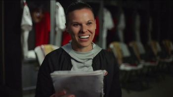 Microsoft Surface Pro 7 TV Spot, 'Your Dream Is Coming: $200 Off' Featuring Katie Sowers - Thumbnail 1