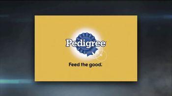 Pedigree TV Spot, 'NFL: My Cause, My Cleats' - Thumbnail 1