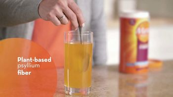 Metamucil TV Spot, 'Supports Your Daily Digestive Health' - Thumbnail 4