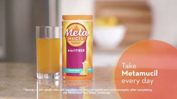 Metamucil TV Spot, 'Supports Your Daily Digestive Health' - Thumbnail 8