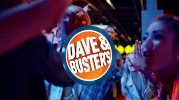 Dave and Buster's Eat and Play Combo TV Spot, 'Holidays: Starting at $18.99' - Thumbnail 1