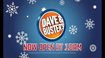Dave and Buster's Eat and Play Combo TV Spot, 'Holidays: Starting at $18.99' - Thumbnail 7