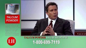 Onder Law Firm TV Spot, 'Talcum Powder Concerns' - Thumbnail 1
