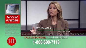 Onder Law Firm TV Spot, 'Talcum Powder Concerns' - Thumbnail 4