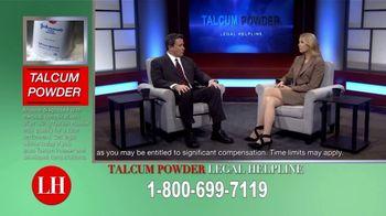 Onder Law Firm TV Spot, 'Talcum Powder Concerns' - Thumbnail 5