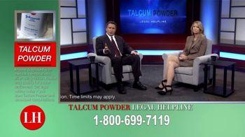 Onder Law Firm TV Spot, 'Talcum Powder Concerns' - Thumbnail 6