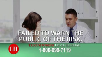 Onder Law Firm TV Spot, 'Talcum Powder Concerns' - Thumbnail 8