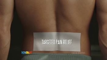 Icy Hot Lidocaine Patch TV Spot, 'Resilient' Featuring  Shaquille O'Neal - Thumbnail 7