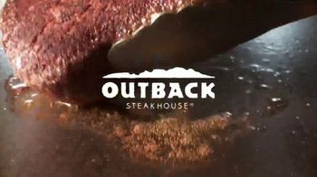Outback Steakhouse Aussie 4-Course Meal TV Spot, 'With Lunch' - Thumbnail 1