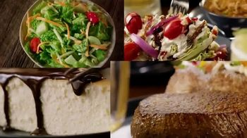 Outback Steakhouse Aussie 4-Course Meal TV Spot, 'With Lunch' - Thumbnail 2