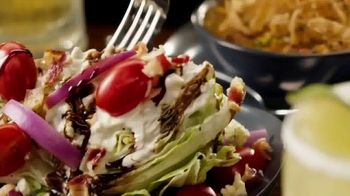 Outback Steakhouse Aussie 4-Course Meal TV Spot, 'With Lunch' - Thumbnail 4