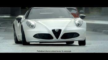 Alfa Romeo TV Spot, 'Revel in Speed: I Am' [T2]