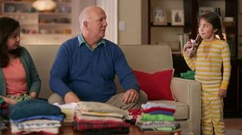 Tide Ultra OXI TV Spot, 'Quiet Time' - 30242 commercial airings