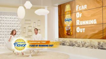 International Delight TV Spot, 'Fear of Running Out'