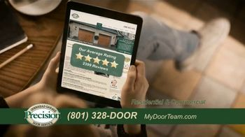 Precision Door Service TV Spot, 'Repairing or Replacing: Door Bundle'