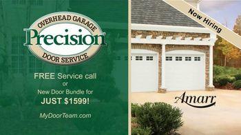 Precision Door Service TV Spot, 'Repairing or Replacing: Door Bundle' - Thumbnail 10