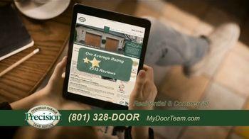 Precision Door Service TV Spot, 'Repairing or Replacing: Door Bundle' - Thumbnail 4