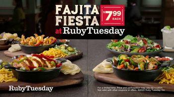 Ruby Tuesday Fajita Fiesta TV Spot, 'Like There's No Manana' - Thumbnail 7