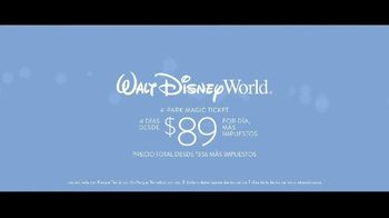 Disney World 4-Park Magic Ticket TV Spot, 'Hablando con Pluto' [Spanish] - Thumbnail 7