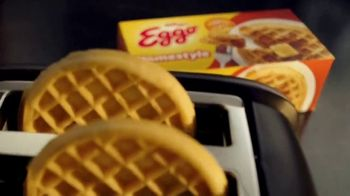 EGGO Waffles TV Spot, \'Liftoff\'
