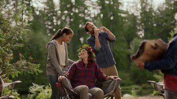 Frito Lay Variety Packs TV Spot, 'Mom Fantasies: Family Camp Out'
