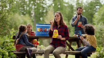 Frito Lay Variety Packs TV Spot, 'Mom Fantasies: Family Camp Out' - Thumbnail 10