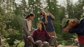 Frito Lay Variety Packs TV Spot, 'Mom Fantasies: Family Camp Out'