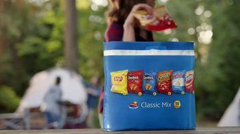 Frito Lay Variety Packs TV Spot, 'Mom Fantasies: Family Camp Out' - Thumbnail 9