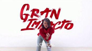 L'Oreal Paris Cosmetics Rouge Signature TV Spot, 'Deja tu marca' [Spanish] - 265 commercial airings