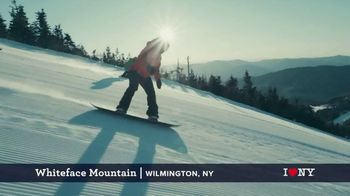 I Love NY TV Spot, 'Winter: Find What You Love'