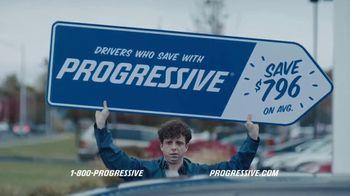 Progressive TV Spot, 'Sign Spinner: Directions' - Thumbnail 7