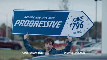 Progressive TV Spot, 'Sign Spinner: Directions' - Thumbnail 8