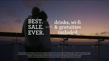 Princess Cruises Best Sale Ever TV Spot, 'This World Is Better Experienced Together' - Thumbnail 10
