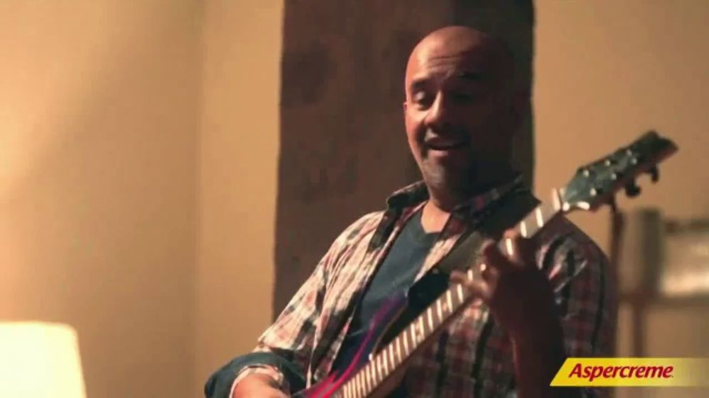 Aspercreme TV Commercial, 'Love Hurts' Song by Nazareth