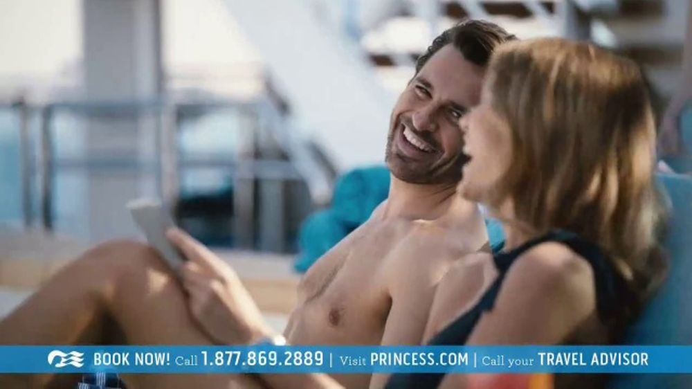 Princess Cruises Best Sale Ever TV Commercial, 'Great Connection'