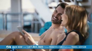 Princess Cruises Best Sale Ever TV Spot, 'Great Connection' - 789 commercial airings