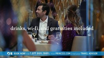 Princess Cruises Best Sale Ever TV Spot, 'Great Connection' - Thumbnail 6